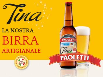 Birra Tina-artigianale- Paoletti