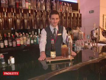 Spuma-cocktail